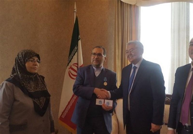 رایزن فرهنگی ایران در بیشکک: اتفاقات خوبی در روابط فرهنگی ایران و قرقیزستان در حال شکل گیری است