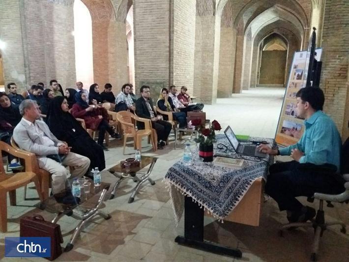 آموزش 1937 نفر در دوره های گردشگری استان اصفهان در سال 1398