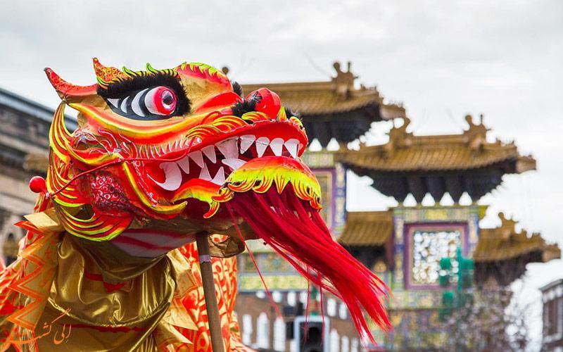 معروف ترین افسانه های چینی!