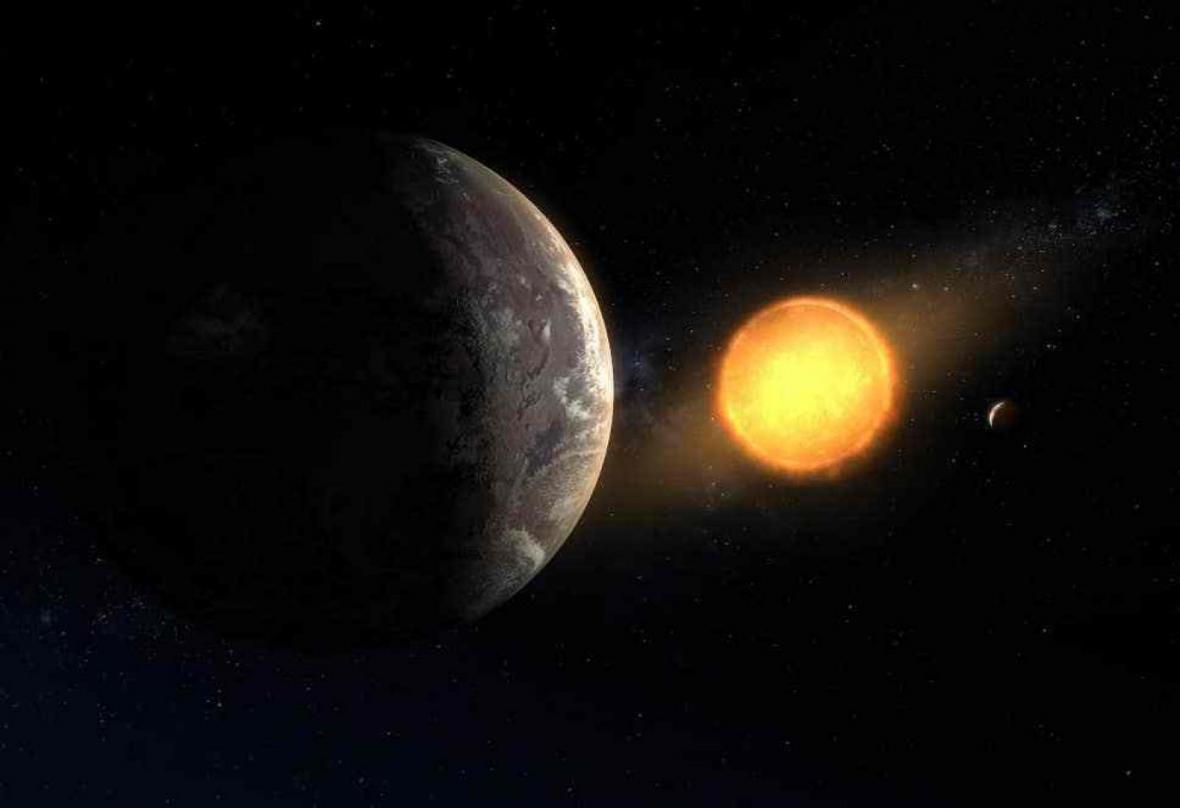 کشف سیاره ای که حیات دارد