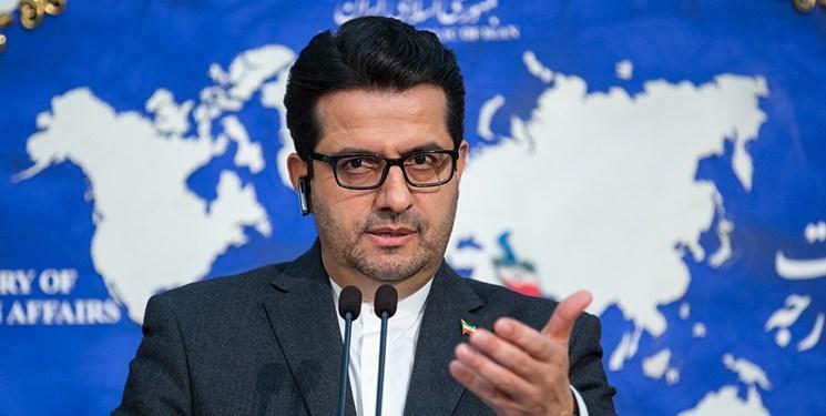 موسوی: دولت آمریکا در حال لطمه زدن به همه هنجارها و قواعد بین المللی است